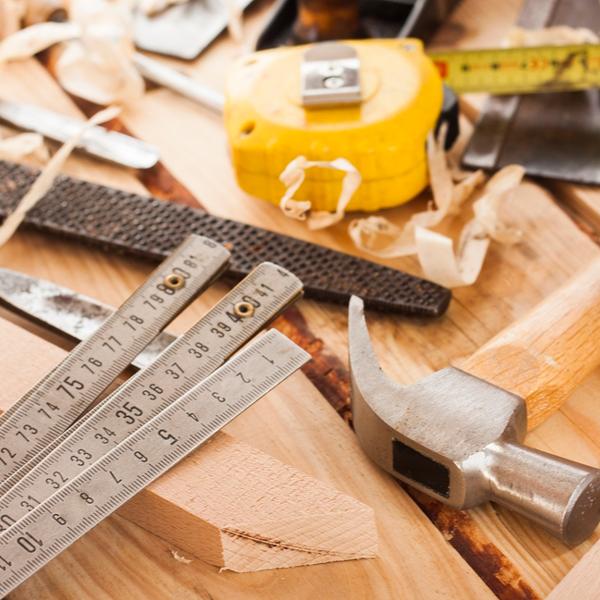 Stærke kompetencer inden for tømrerfaget