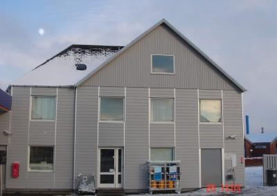 Ejstrupholm facade 1