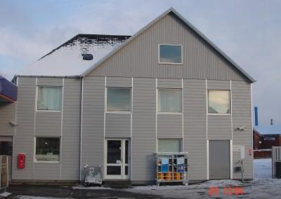 Ejstrupholm facade 2